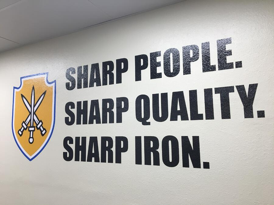 About Us | Sharp Iron Group